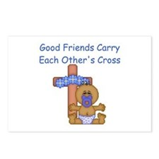Good Friends... Postcards (Package of 8)