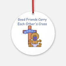 Good Friends... Keepsake (Round)