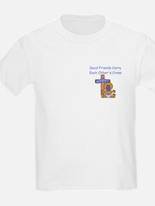 Good Friends... Kids T-Shirt