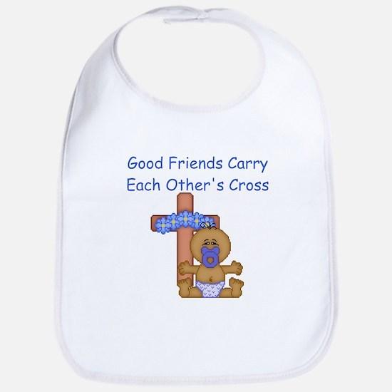 Good Friends... Bib