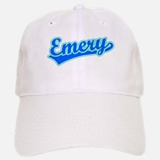 Retro Emery (Blue) Baseball Baseball Cap