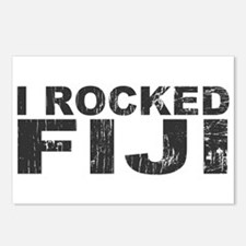 I Rocked Fiji Postcards (Package of 8)