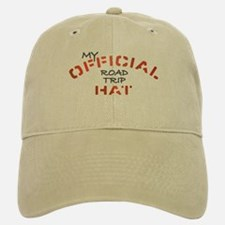 Official Road Trip Baseball Baseball Cap