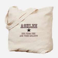 Ashlee - Name Team Tote Bag