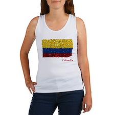 Colombia Pintado Women's Tank Top