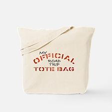 Official Road Trip Tote Bag