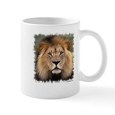 Lion Photograph Mug