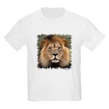 Lion Photograph Kids T-Shirt