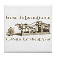 Tile Coaster-GOSS-1892 PRESS