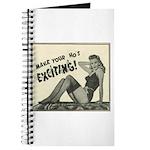 1 Slammin' Hot Mammy Journal