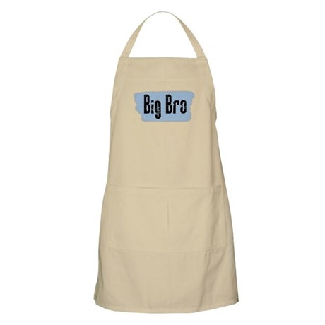 Big Bro - Blue Backsplash BBQ Apron
