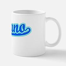 Retro Emiliano (Blue) Mug