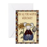 Mouse Greeting Cards (Pk of 20)