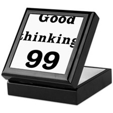 Good Thinking 99 Keepsake Box