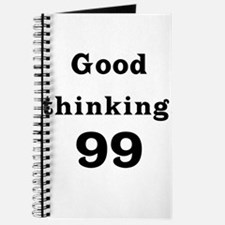 Good Thinking 99 Journal