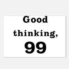 Good Thinking 99 Postcards (Package of 8)