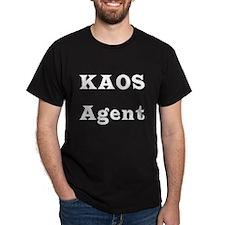 Kaos Agent Dark T-Shirt