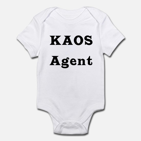 Kaos Agent Infant Bodysuit
