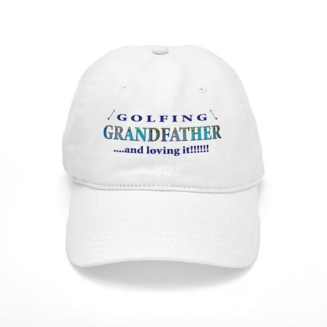 Golfing Grandfather Cap
