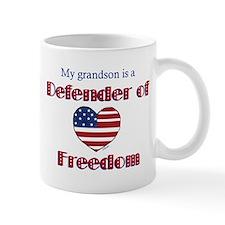 Defenders of Freedom 3 Mug