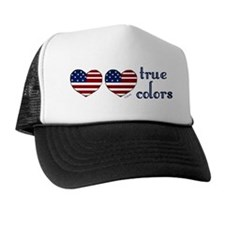 True Colors/Hearts Trucker Hat