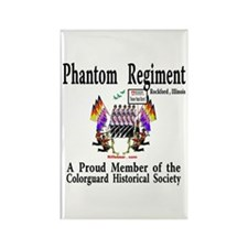 Phantom Regiment Rectangle Magnet