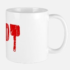 Egypt Faded (Red) Mug