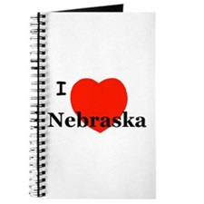 I Love Nebraska Journal