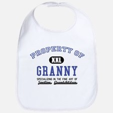 Property of Granny Bib