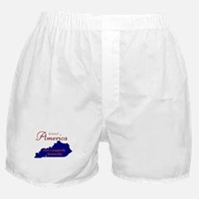 Fort Campbell Boxer Shorts