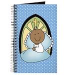 AA Baby Boy Baptism Journal
