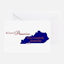 Fort Campbell Note Cards (Pk of 10)