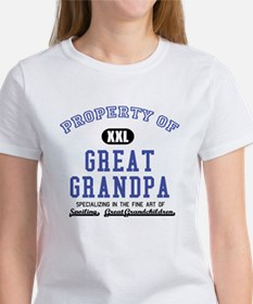 Property of Great Grandpa Tee