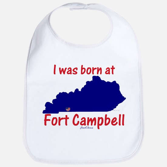Born at Fort Campbell Bib