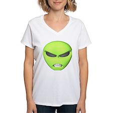 Mean Alien Face Shirt