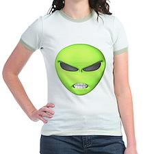 Mean Alien Face T