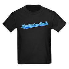 Retro Huntington P.. (Blue) T
