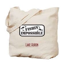 Fishin Impossible Tote Bag