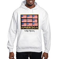 9 Flags Hoodie