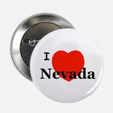 """I Love Nevada 2.25"""" Button (10 pack)"""