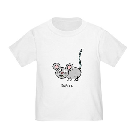 Happy Mouse Toddler T-Shirt