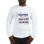 Diet Plan Long Sleeve T-Shirt