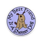 My Best Friend is a Shelter D 3.5