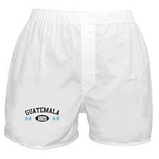 Guatemala 1821 Boxer Shorts