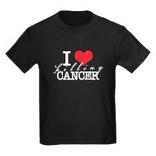 i heart killing cancer T