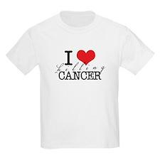 i heart killing cancer T-Shirt