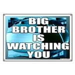 Big Brother is Watching You Banner