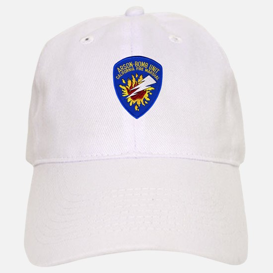 California Fire Marshal Baseball Baseball Cap