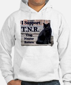 I Support TNR Hoodie