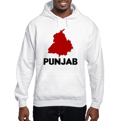 Punjab Hooded Sweatshirt